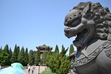 В Летнем Императорском парке