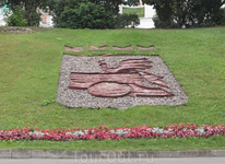 Путешествие в Смоленск. Герб города