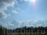 небо Голубицкой