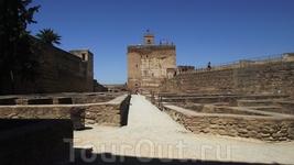 Granada - Alhambra - Alcazaba