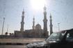 Первый наш день. Главная мечеть Шарджи.