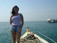 """21 декабря 2010. Паром """"Паттайя - остров Ко Лан (пляж Тьен)"""""""