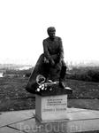 памятник Быкову