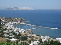 столица острова Нисирос- Мандраки