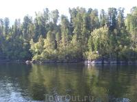 Телецое озеро