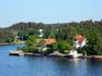 Стокгольм. Пригород.