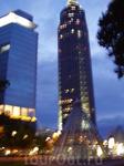 Ночной Франкфурт особенно эффектен.