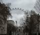 Лондонский глаз - одно из крупнейших колёс обозрения в мире, расположенное в лондонском районе Ламбет на южном берегу Темзы.