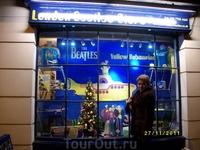 """В магазине """"Beetles"""" - сувениры с символикой группы на любой вкус!"""