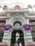 Еще одна архитектурная гордость Мурсии - здание Казино (El Real Casino de Murcia). Здание строилось почти 50 лет 1847 - 1095 и его украшение - главный ...