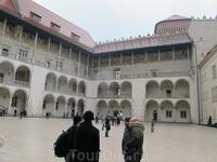 Королевский дворец Вавель