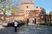Музей янтаря, башня Дона