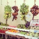 """""""Бананы-кокосы"""" Самые вкусные бананы - мелкие желтые. Если у вас кончаться деньги на Шри-Ланке - вы всегда можете съесть бананы, они растут повсюду и на ..."""