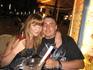 Ночные посиделки в кафешке на побережье.  Лучше Сангрии де Кава ничего нет!!! )))