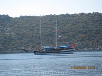 У Турецкого берега