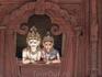 Площадь Дурбар храм Шивы и Парвати