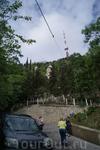 Пешеходная экскурсия по Тбилиси. Подъем к Пантеону.
