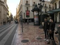 Валенсия.Мраморные улицы