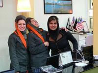 Офис иранской туристической фирмы.В Иран мы отправились напрямую через иранскую фирму gashttour По  организации тура  мы общались с менеджером Джеммой ...