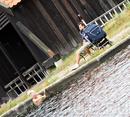 """В свободной Дании купаются """"голышом"""" рядом с домом на глазах у турстистического пароходика"""