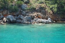Эгейское море. На рыбалке