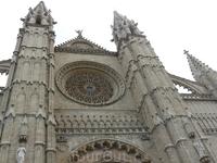 Кафедральный собор La Sue-Catedral.Пальма.