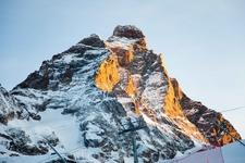 Маттерхорн - самая фотографируемая гора Европы.