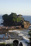 Бали/ храм на воде Танах Лот