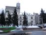 в центре Минска. не смогла понять что за здание?! Не действующая церковь?