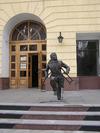 Фотография Памятник исцелившемуся больному