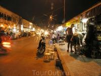 Старый рынок,вечер