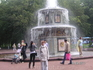 Восточная часть Нижнего парка. Римский фонтан