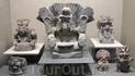государственный музей археологии. выставлены экспонаты всех цивилизаций и культур заселяющих когда-то Юкатан.