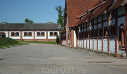 """Конный завод """"Георгенбург"""" в Черняховске. До этого города добраться можно на автобусе. От Калининграда он находится примерно в 80 км. За символичную плату ..."""