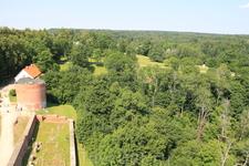 Турайдский замок и Национальный парк «Гауя»