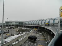 Будапешт принял самолет вместо заснеженной Братиславы.