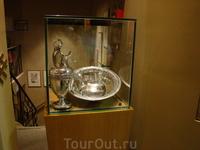 Музей парфюмерии «Fragonard», тут конечно же самое интересное это магазин. Нас не так экскурсия интересовала, как сам магазин =). Денег мы там оставили ...