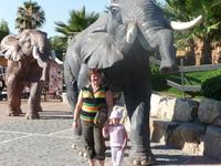 Развлекательный комплекс &quotCarthage Land&quot – это тунисский Диснейленд со всевозможными аттракционами, лабиринтами, путешествиями по рекам и др.