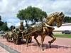 Фотография Памятник первым переселенцам