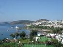 Бодрум - белый город, синее море и яркое солнце