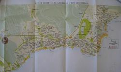 Карта Лос Кристианоса