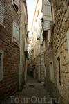 Улочки старого города Будвы