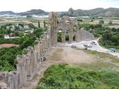 Античный город Аспендос.