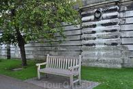 Как мне нравятся лондонские скамеечки! (Сент Джеймс парк)
