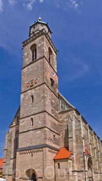 Церковь Святого Георгия (Динкельсбюль)