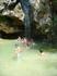 Жара сорокаградусная стояла, ну как тут не окунутся в прохладную водичку и не искупаться в этом озерце