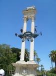 Монумент в Севилье