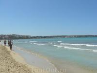 Пляж. Ареналь.