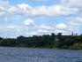 Вид с Волги на борисоглебскую сторону (немножечко панорама)