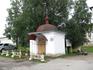 Часовня(?) у ворот монастыря